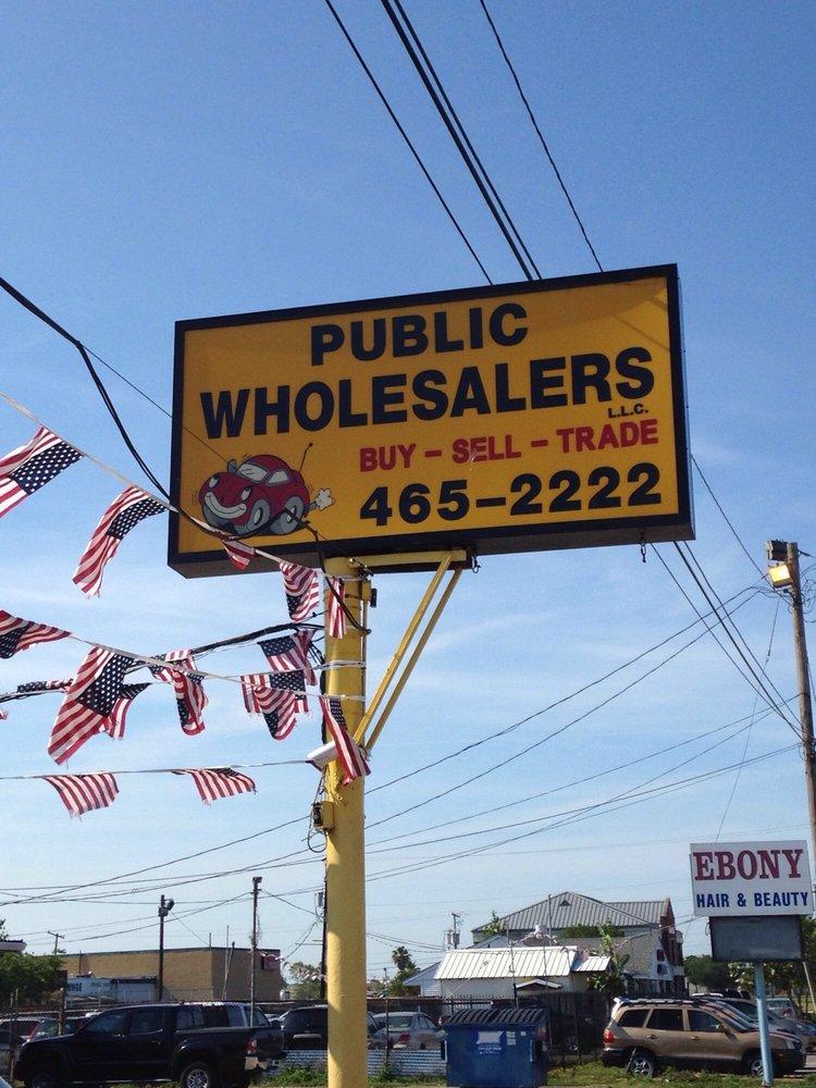 Public Wholesalers