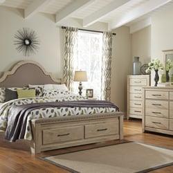 ashley homestore 67 photos 21 reviews furniture stores 5710 bull run dr columbia mo. Black Bedroom Furniture Sets. Home Design Ideas