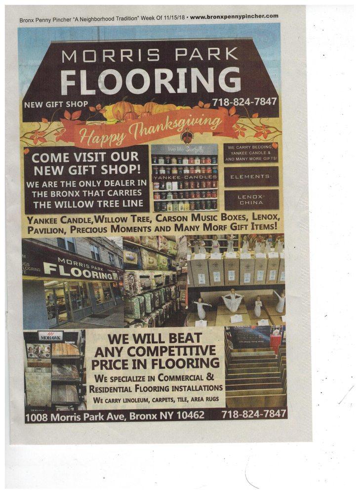 Morris Park Flooring: 1008 Morris Park Ave, Bronx, NY