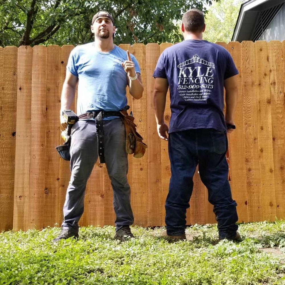 Kyle Fencing: Kyle, TX