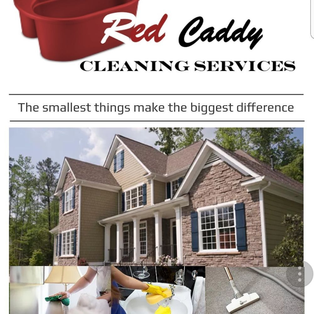 Red Caddy Cleaning Services: Cross Roads, TX