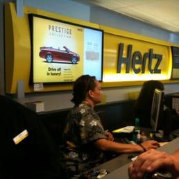 Hertz Rental Car Honolulu Reviews