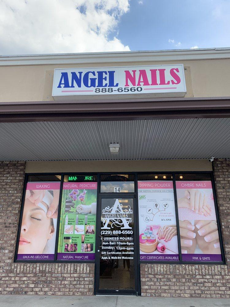 Angel Nails: 2734 Ledo Rd, Albany, GA