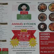 Amma S Kitchen 15 Photos 44 Reviews Indian 101 Nj 73