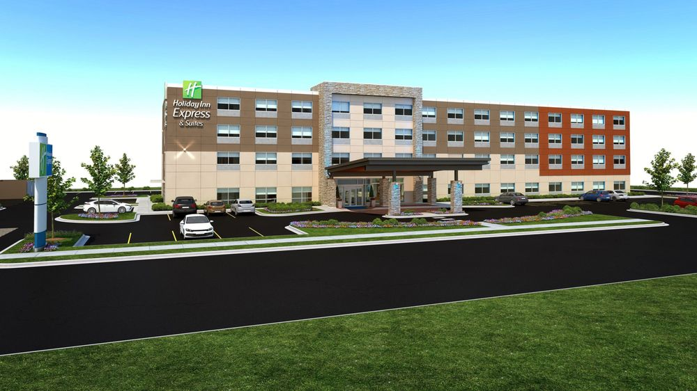 Holiday Inn Express & Suites Kingfisher: 1708 S Main St, Kingfisher, OK