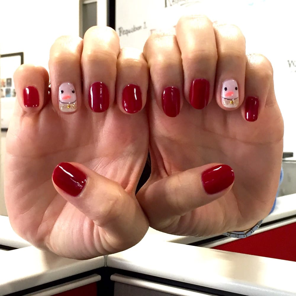 Q Nails - 37 Photos & 32 Reviews - Nail Salons - 4425 Park Rd, South ...