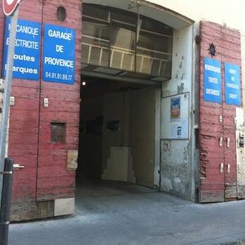 Garage de l ev ch r paration automobile 96 rue de l for Garage rue roux de brignoles marseille