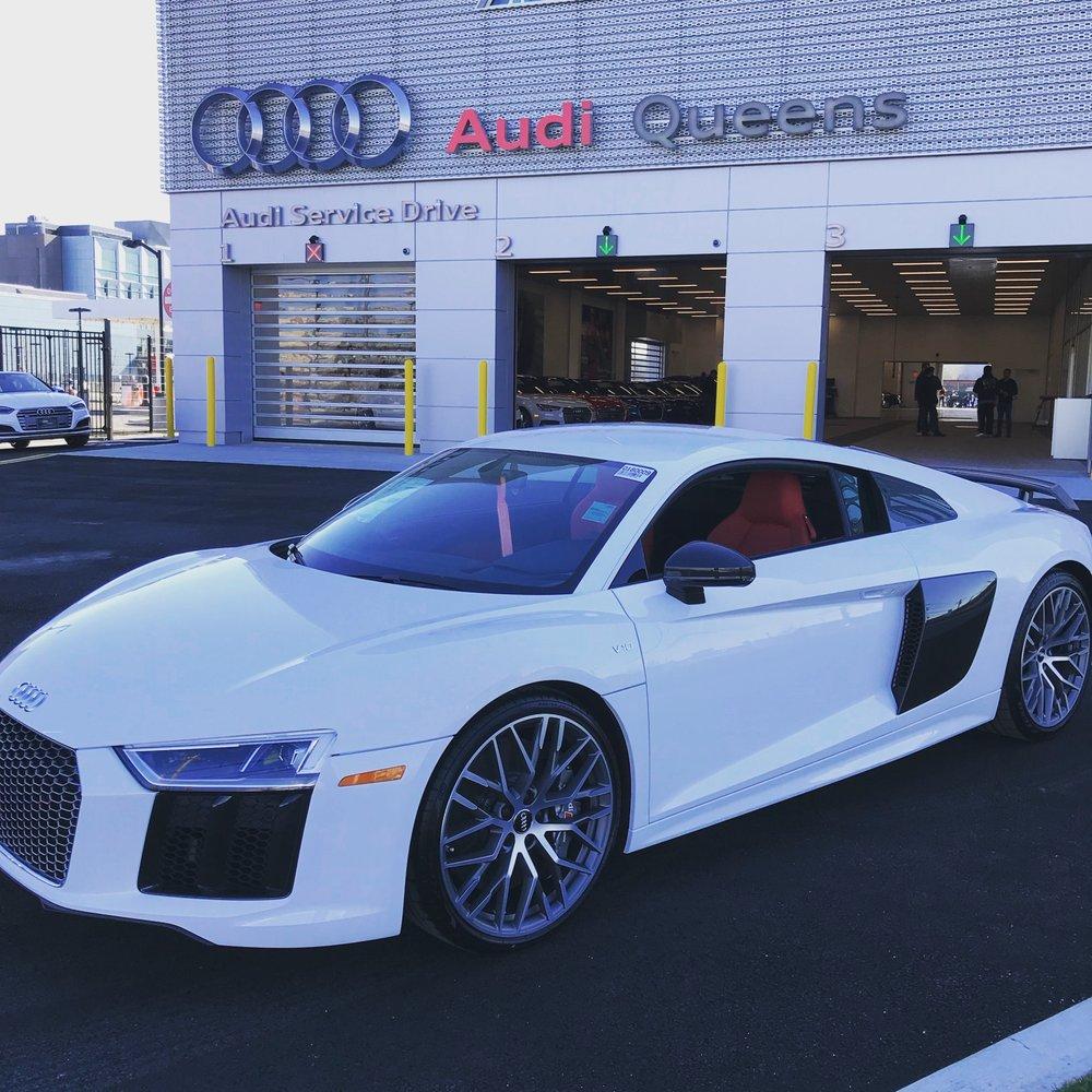 Audi Queens