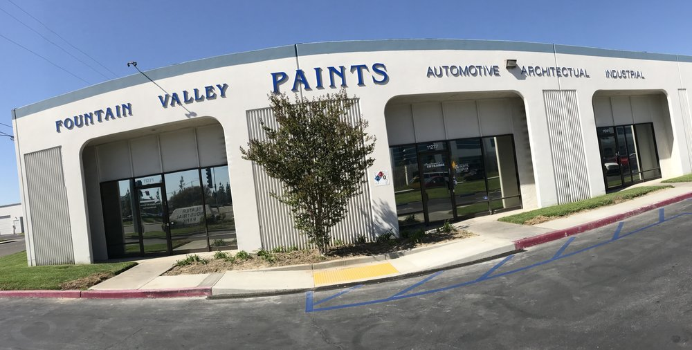 fountain valley paints paint stores 11271 slater ave