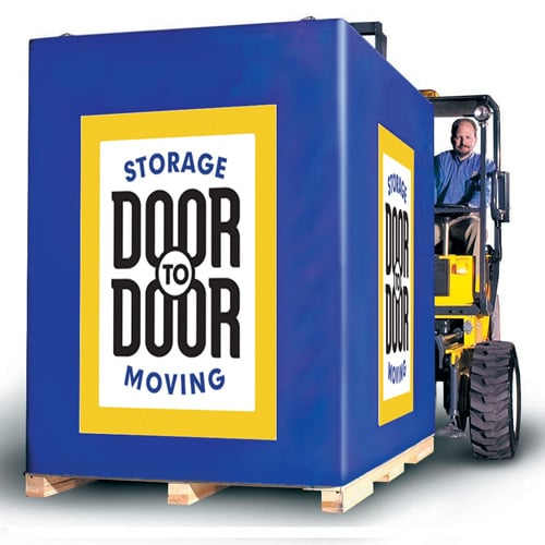 Door to Door Storage & Moving - Self Storage & Storage Units - The ...