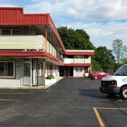 Photo Of Hy Journey Motel Utica Ny United States Hotel Exterior