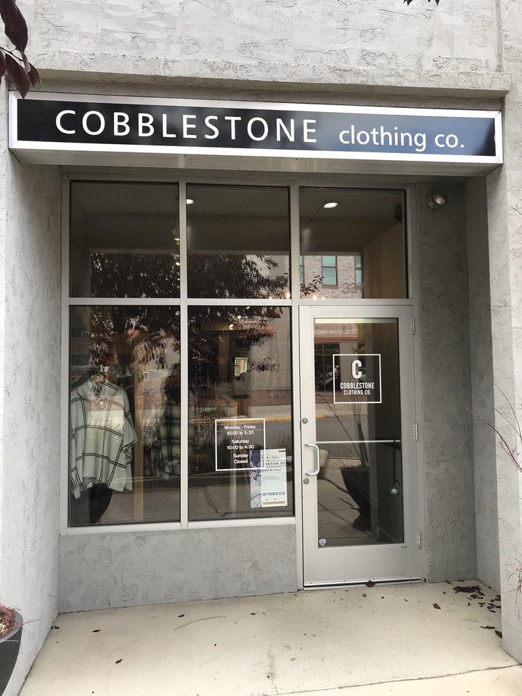 Cobblestone Clothing: 337 N Last Chance Gulch, Helena, MT