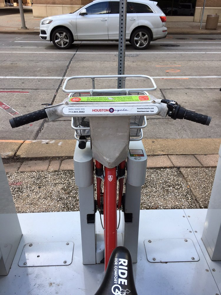 Houston B-Cycle