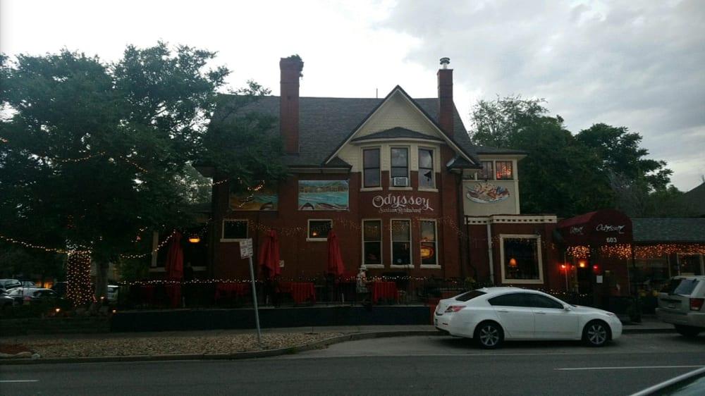Odyssey Restaurant Denver Reviews