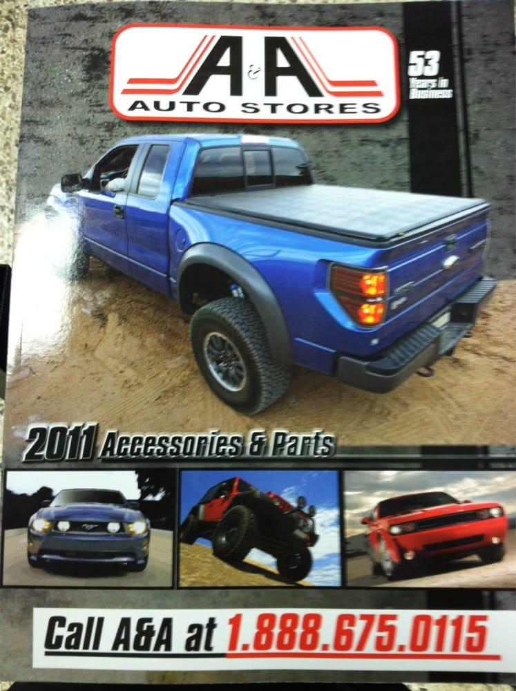 A A Auto Stores Auto Parts Supplies 1320 W Front St