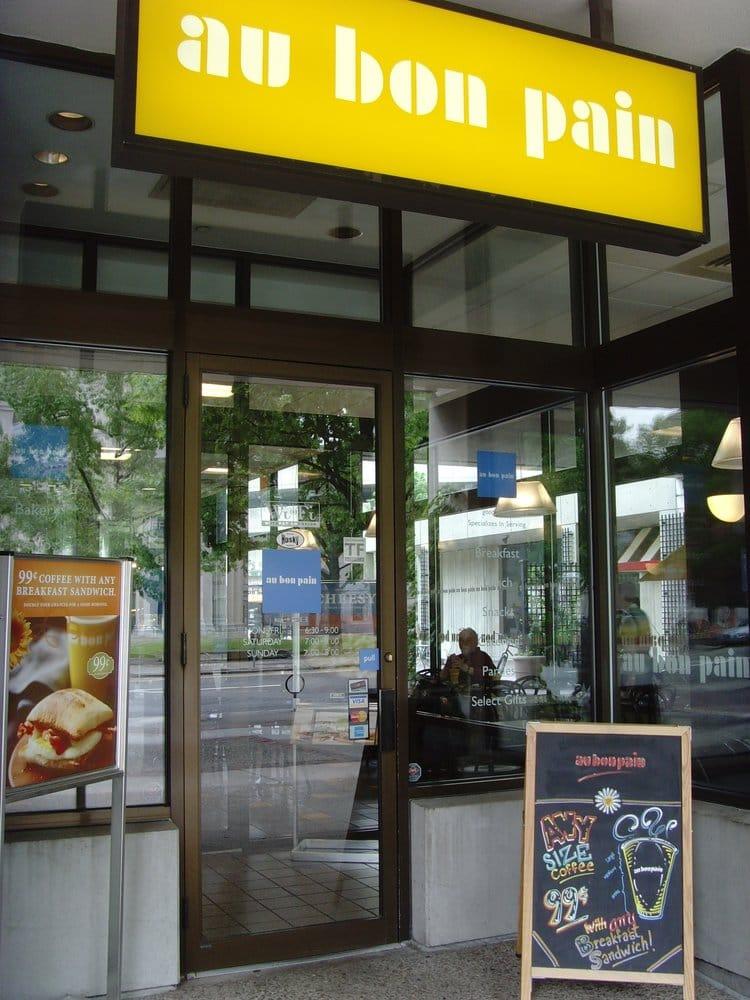 Au bon pain closed 16 reviews american new 251 for American cuisine boston
