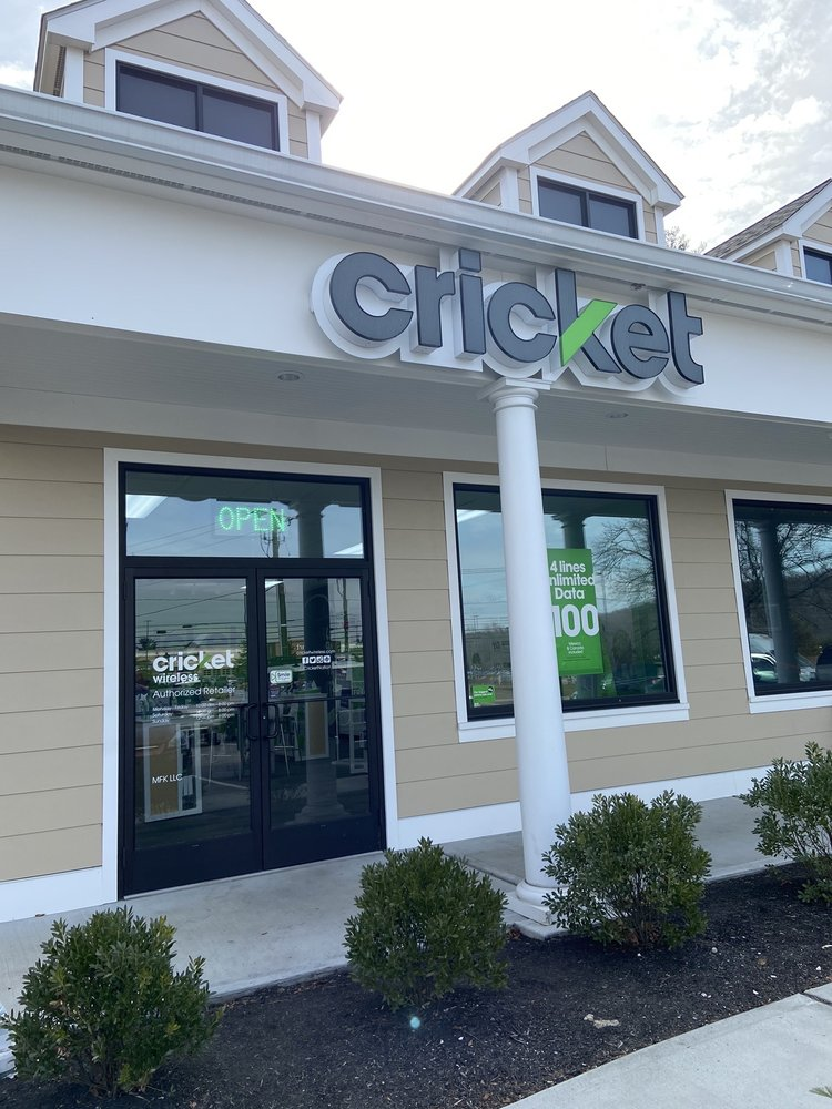 Cricket Wireless Authorized Retailer: 443-C Providence Rd, Brooklyn, CT