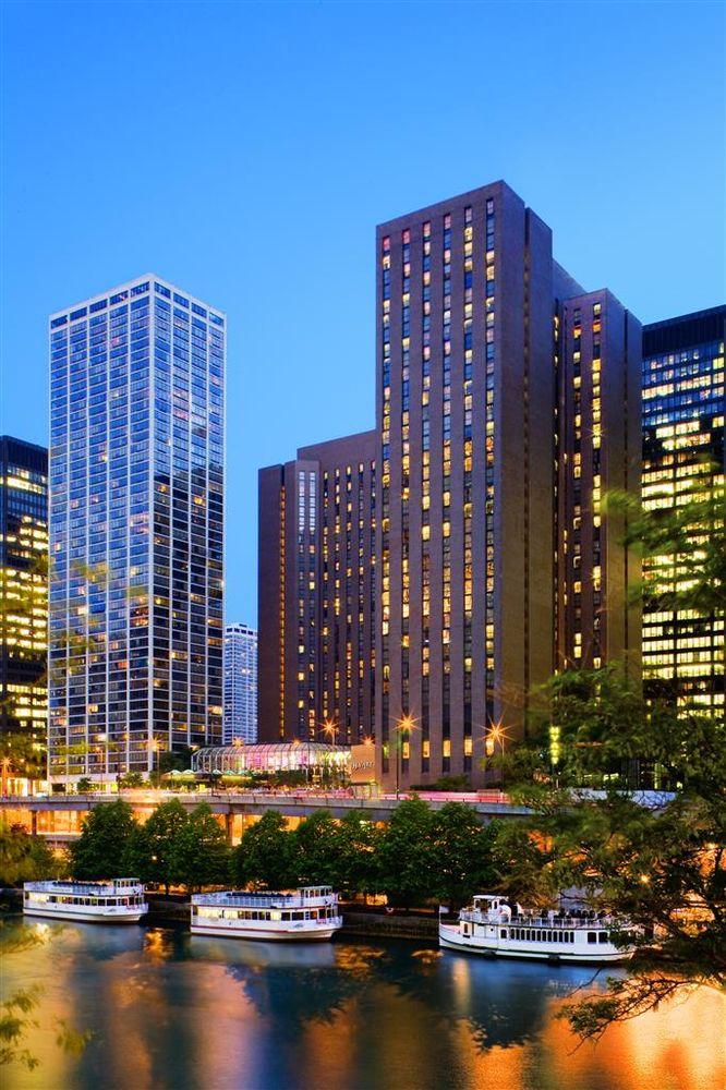 Hotels Near  S Wacker Dr Chicago Il