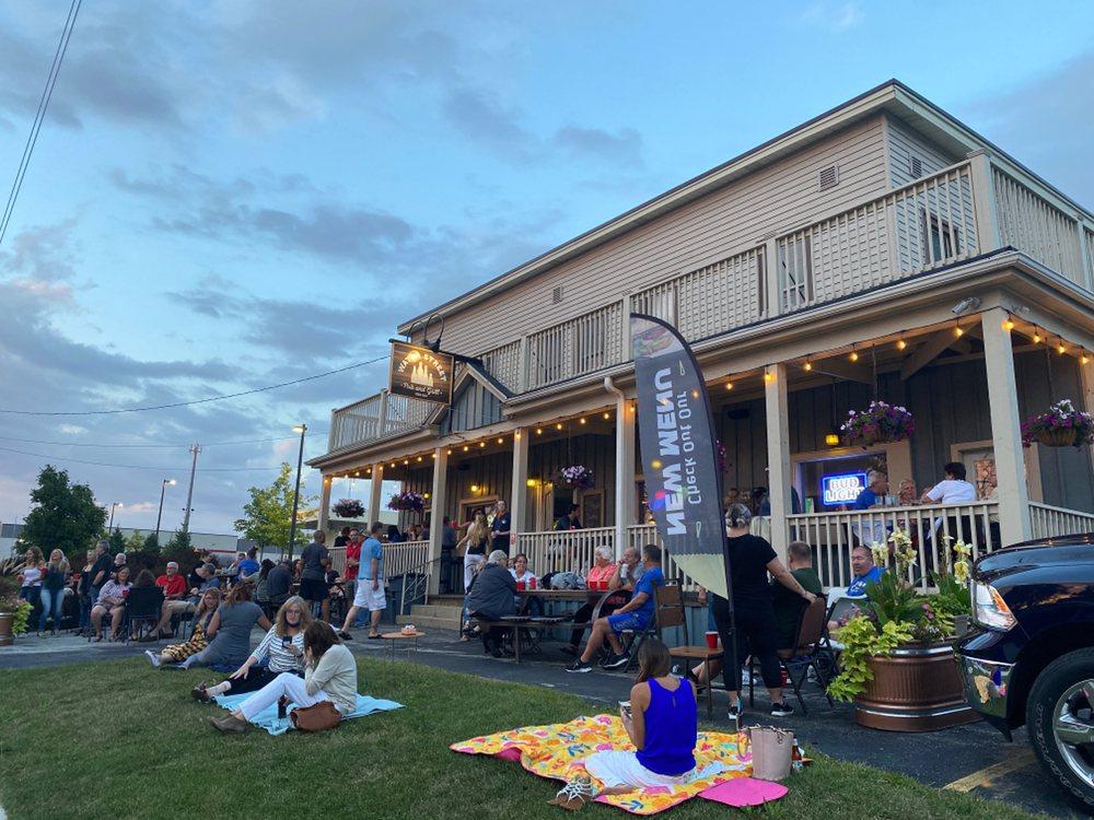 Water Street Pub and Grill: N91W16356 Pershing Ave, Menomonee Falls, WI