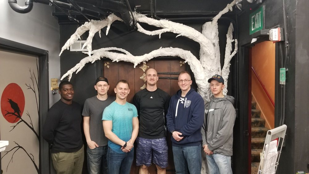 Social Spots from Alaska Escape Rooms