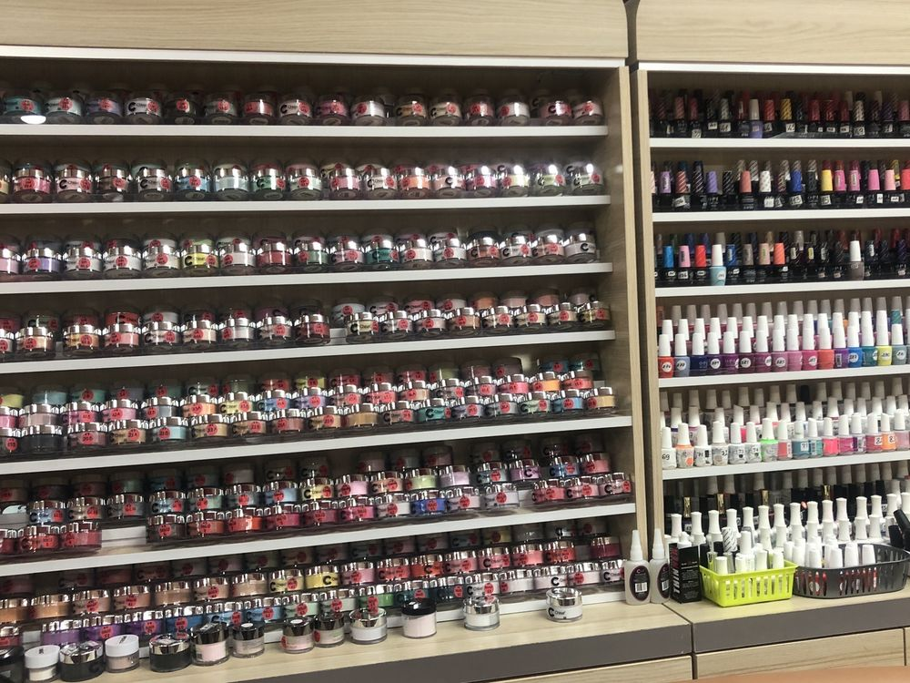 Modern Nails & Beauty Supply: 1330 NW 9th St, Corvallis, OR