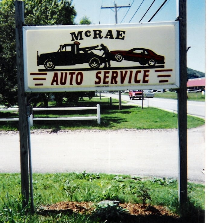 Towing business in Milton, VT
