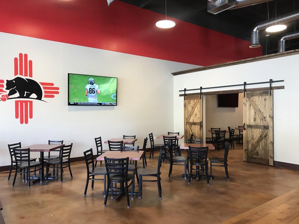 Boxing Bear Brewery: 12501 Candelaria Rd NE, Albuquerque, NM