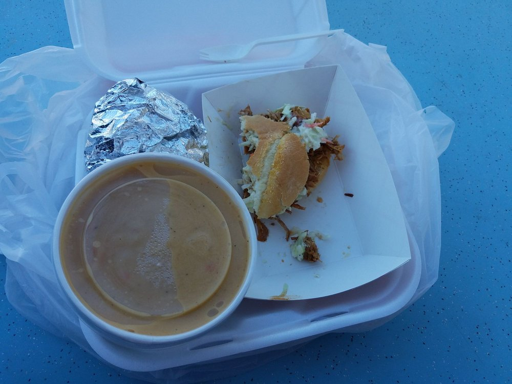 The Little Lunch Box: 136 SW 2nd St, Corvallis, OR