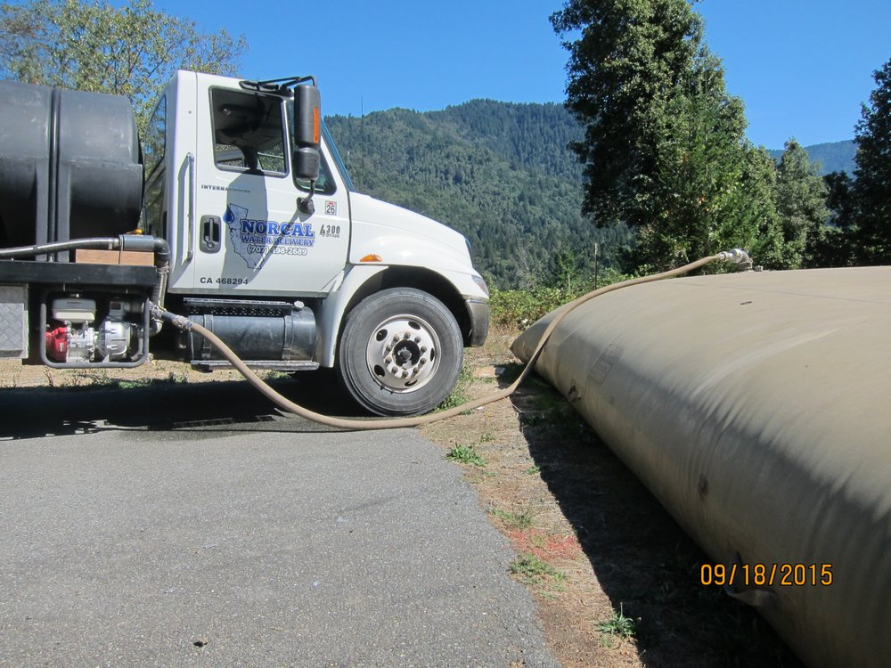 Norcal Water Delivery: 275 Rock Pit Rd, Mckinleyville, CA