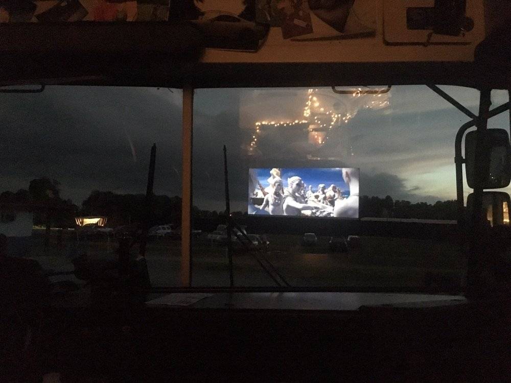 27 Twin Drive-In Theatre: 5270 S Highway 27, Somerset, KY