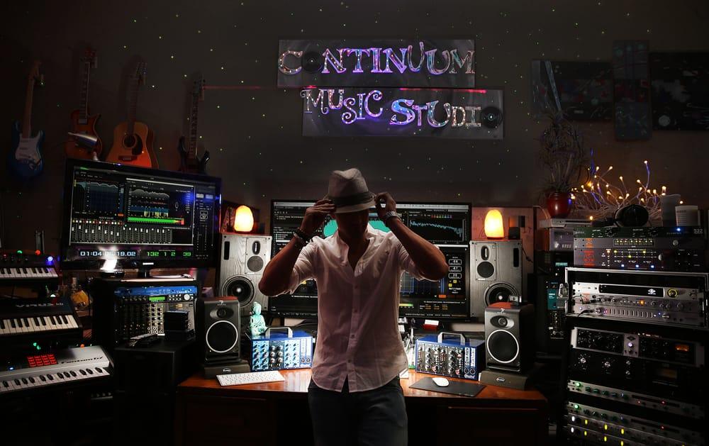 Continuum Music Studio