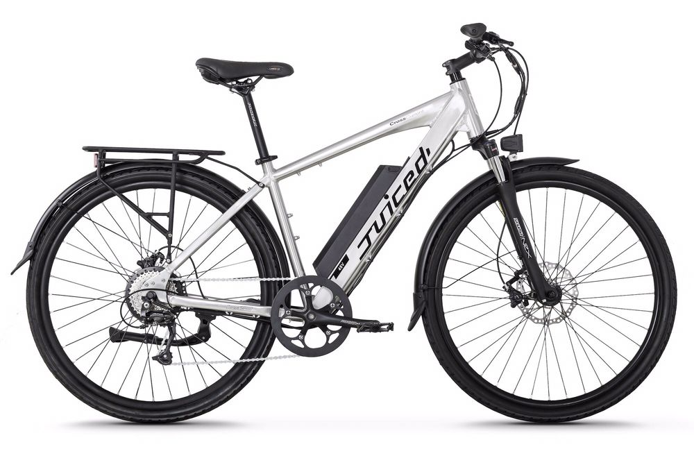 The Cross Current S Is The Perfect Ebike A Very Solid Bike With