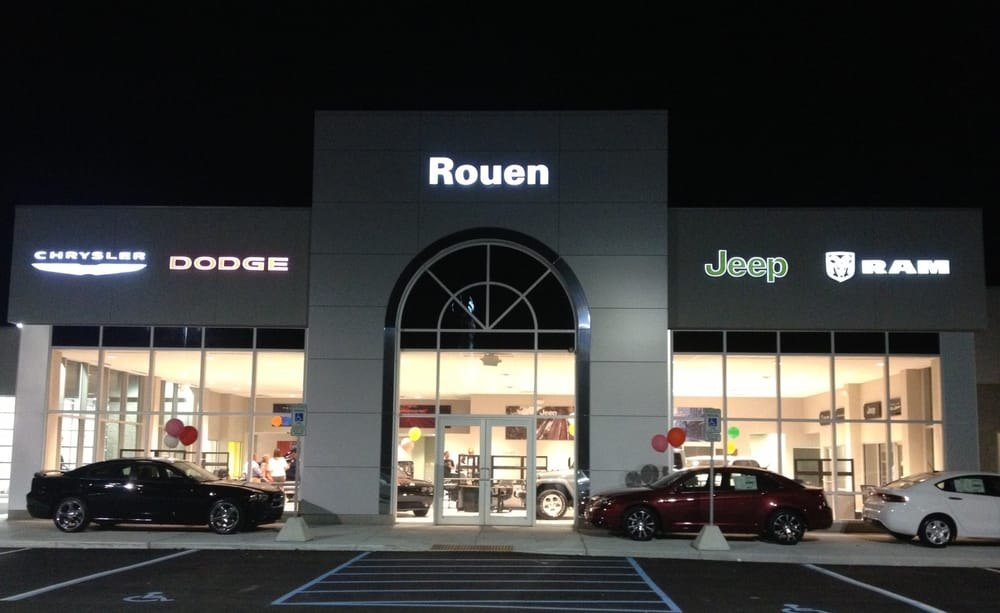 Rouen Chrysler Dodge Jeep Ram