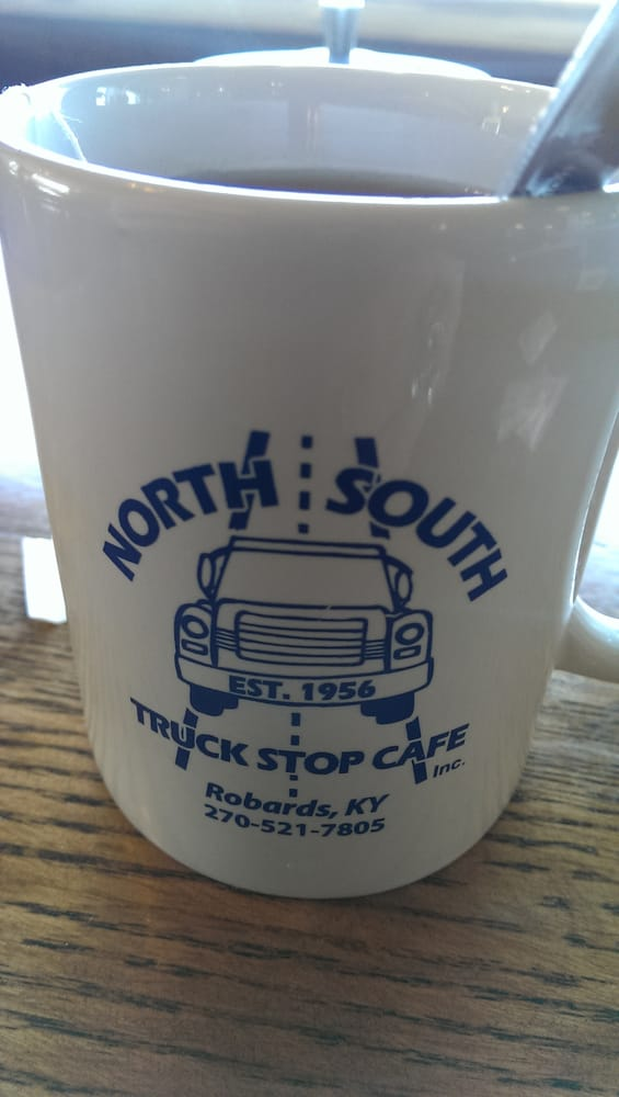 North South Cafe: 14260 US Hwy 41 S, Robards, KY