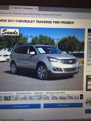 ... Sands Chevrolet Surprise 16991 W Waddell Rd Surprise Az Auto ...