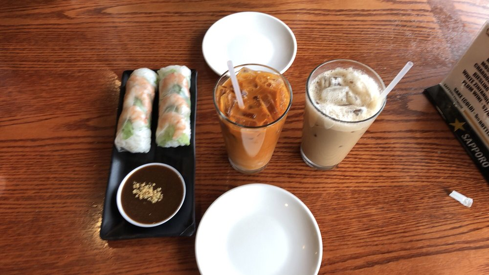 Food from House of Pho