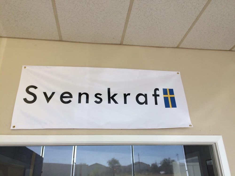 Svenskraft Volvo and Saab Specialist