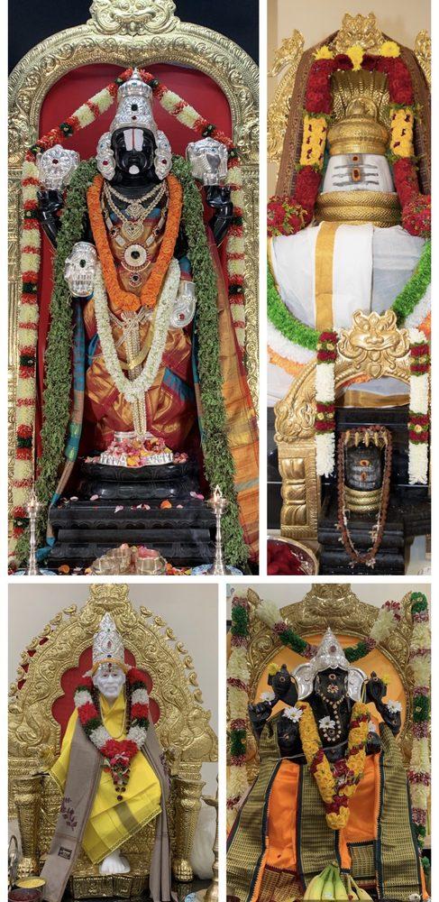 Hindu Temple of Frisco: 9188 Kyser Way, Frisco, TX