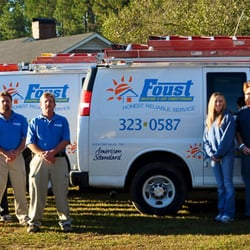 Photo Of Foust Heating Air Conditioning Eastover Nc United States Our