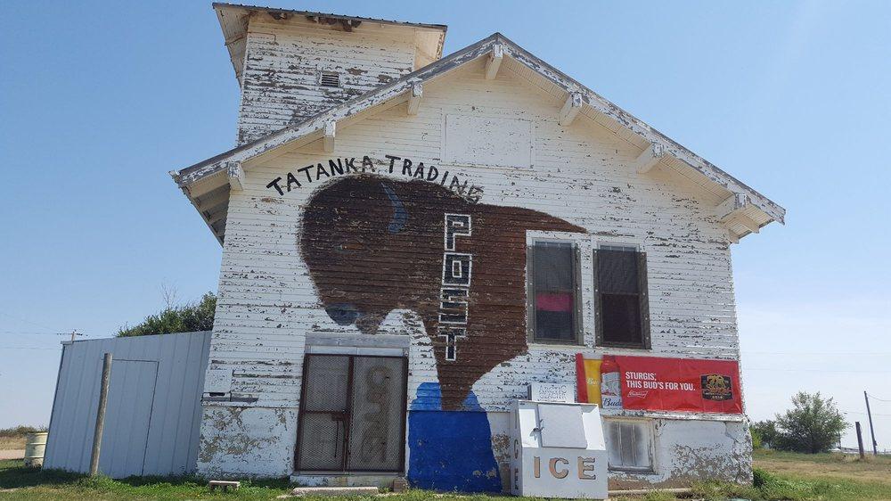 Tatanka Trading Post: 20 1st Ave E, Scenic, SD
