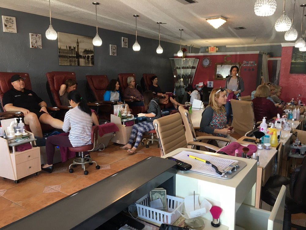 Colour Nail Spa: 290 Windward Passage, Clearwater, FL