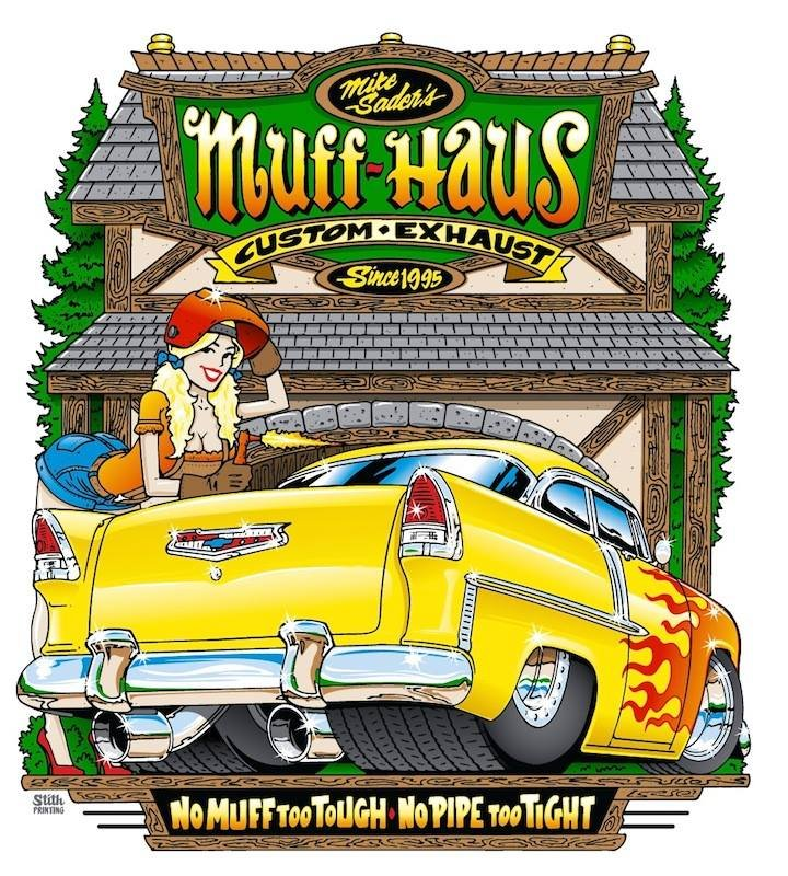 Mike Sader's American Automotive & Muffler: 10815 Benston Dr E, Puyallup, WA