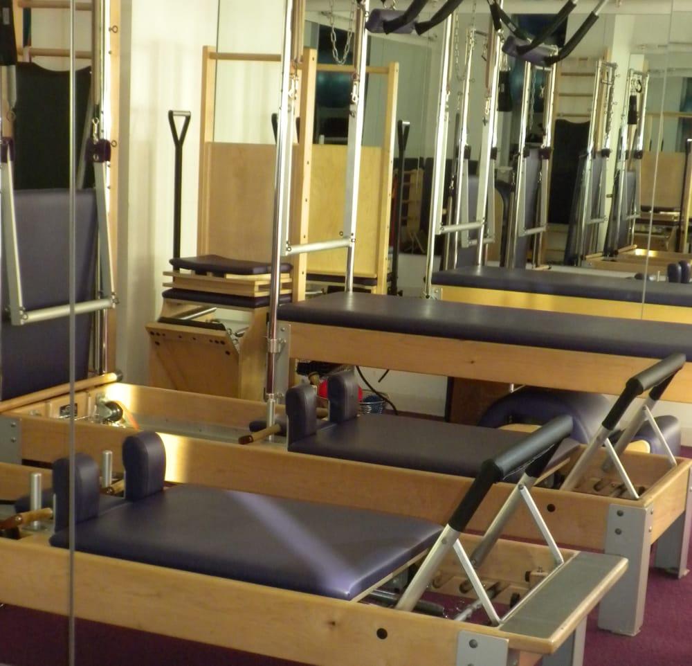 Pilates Shop Yoga Garage