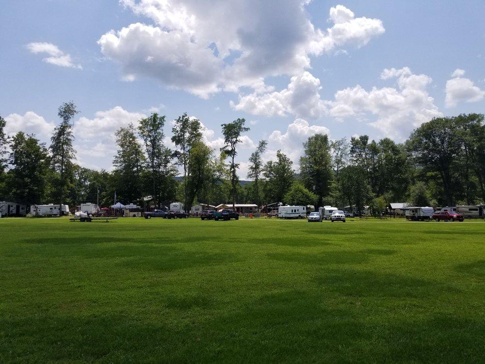 Camp Bell Campgrounds: 1 Campbell Campgrounds, Campbell, NY