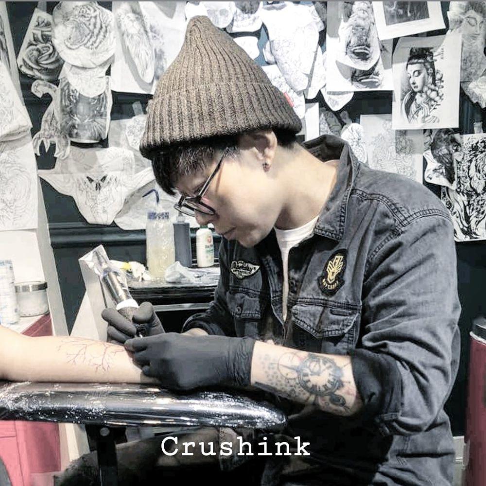 Crush Ink: 161-03 Northern Blvd, Flushing, NY
