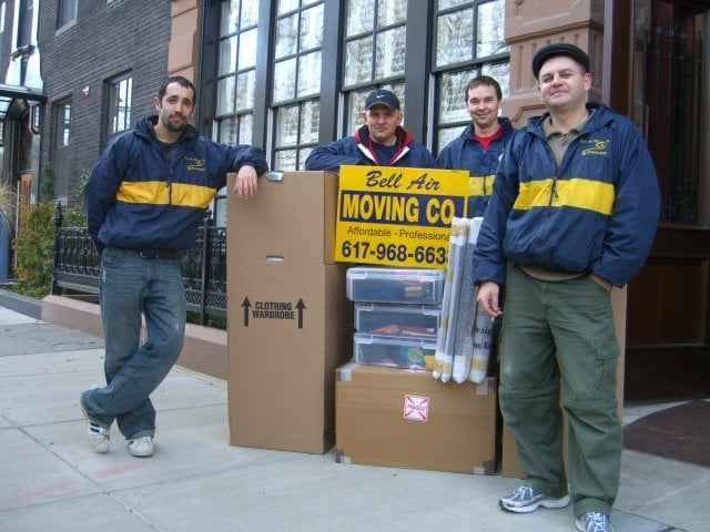Bell Air Moving Company