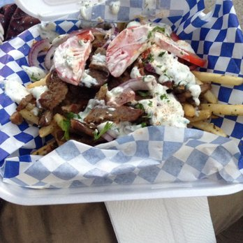 Food Trucks Granada Hills Hours