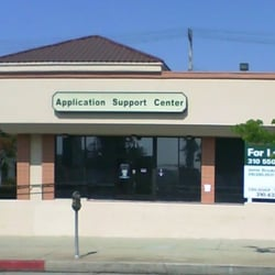 Photo Of Uscis Application Support Center Los Angeles Ca United States Boring