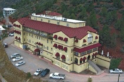Jerome Grand Hotel: 200 Hill St, Jerome, AZ