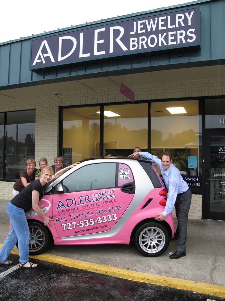 A. Adler Jewelry Brokers: 2811 Gulf Bay Blvd, Clearwater, FL